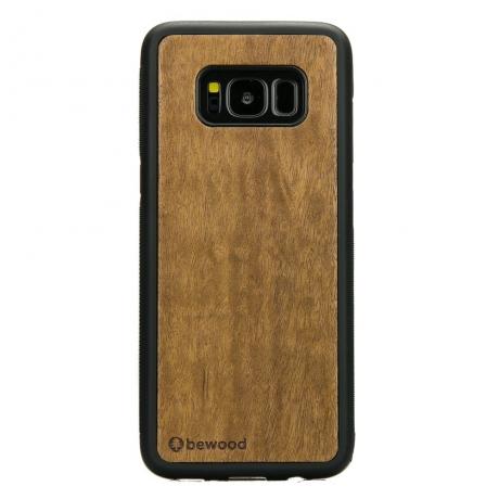 Drewniane Etui Samsung Galaxy S8 IMBUIA