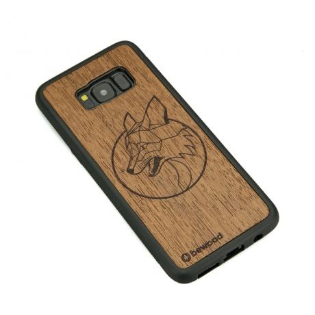 Drewniane Etui Samsung Galaxy S8 LIS MERBAU