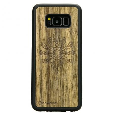 Drewniane Etui Samsung Galaxy S8 PARZENICA LIMBA