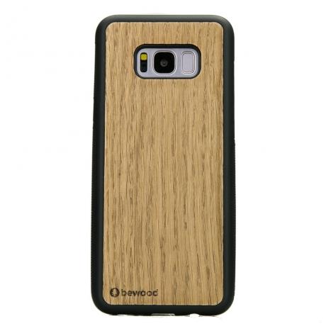 Drewniane Etui Samsung Galaxy S8+ DĄB