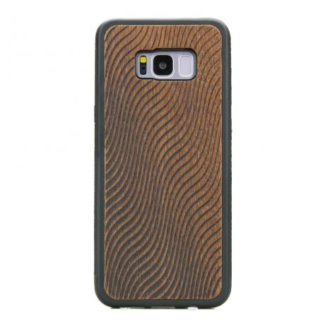 Drewniane Etui Samsung Galaxy S8+ FALE MERBAU