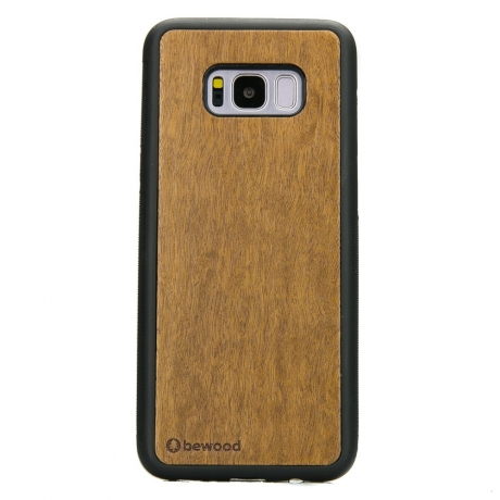 Drewniane Etui Samsung Galaxy S8+ IMBUIA