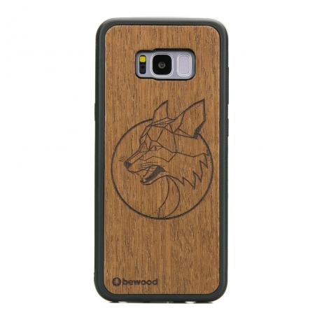 Drewniane Etui Samsung Galaxy S8+ LIS MERBAU