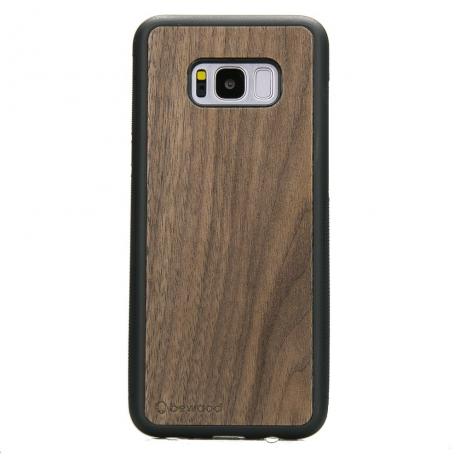 Drewniane Etui Samsung Galaxy S8+ ORZECH AMERYKAŃSKI