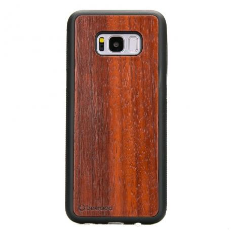 Drewniane Etui Samsung Galaxy S8+ PADOUK