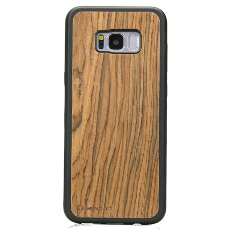 Drewniane Etui Samsung Galaxy S8+ PALISANDER