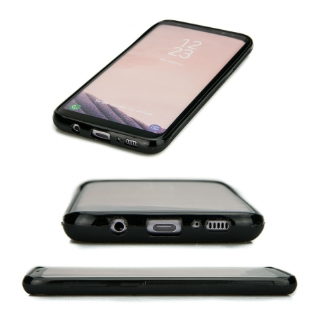 Drewniane Etui Samsung Galaxy S8+ POLSKI FOLK ANIEGRE
