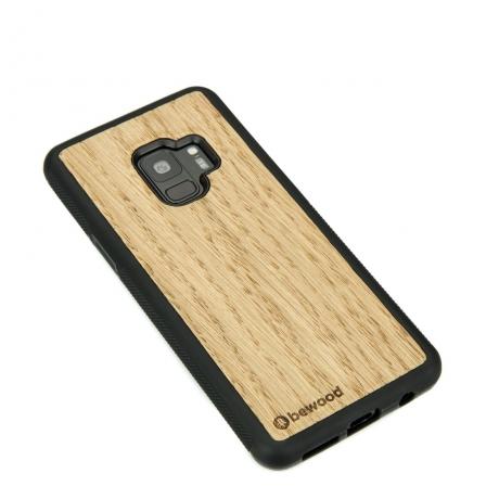 Drewniane Etui Samsung Galaxy S9 DĄB
