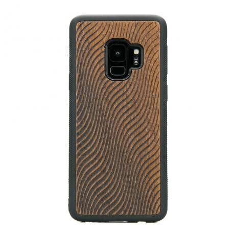 Drewniane Etui Samsung Galaxy S9 FALE MERBAU