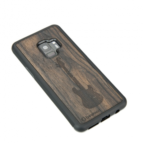Drewniane Etui Samsung Galaxy S9 GITARA ZIRICOTE