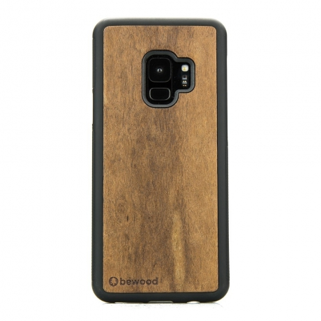 Drewniane Etui Samsung Galaxy S9 IMBUIA