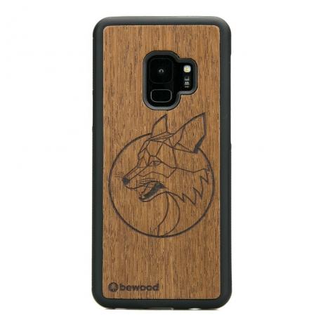 Drewniane Etui Samsung Galaxy S9 LIS MERBAU