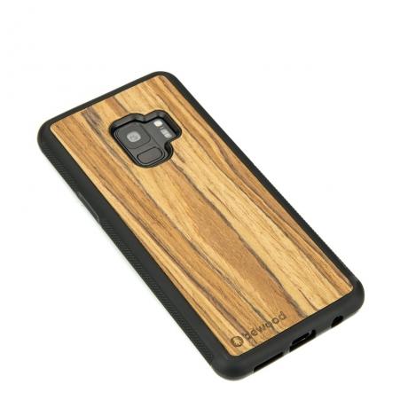 Drewniane Etui Samsung Galaxy S9 OLIWKA