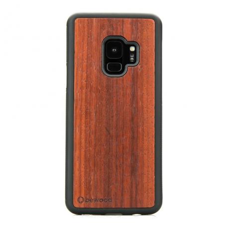Drewniane Etui Samsung Galaxy S9 PADOUK