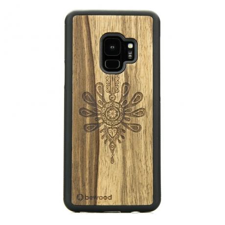 Drewniane Etui Samsung Galaxy S9 PARZENICA LIMBA