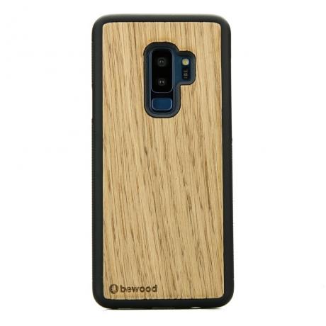 Drewniane Etui Samsung Galaxy S9+ DĄB
