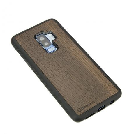 Drewniane Etui Samsung Galaxy S9+ DĄB WĘDZONY