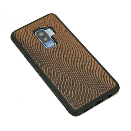Drewniane Etui Samsung Galaxy S9+ FALE MERBAU