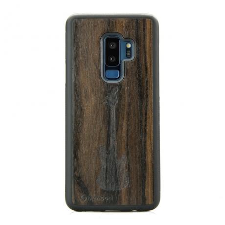 Drewniane Etui Samsung Galaxy S9+ GITARA ZIRICOTE