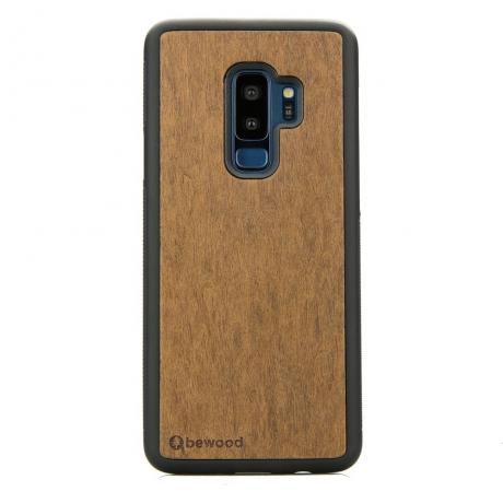 Drewniane Etui Samsung Galaxy S9+ IMBUIA