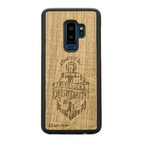 Drewniane Etui Samsung Galaxy S9+ KOTWICA DĄB