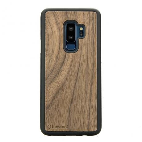Drewniane Etui Samsung Galaxy S9+ ORZECH AMERYKAŃSKI