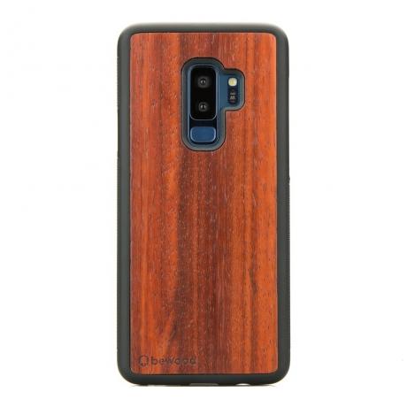 Drewniane Etui Samsung Galaxy S9+ PADOUK