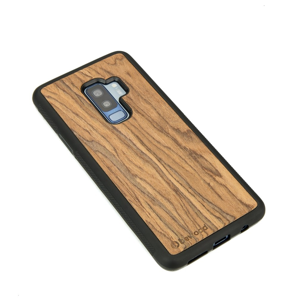 Drewniane Etui Samsung Galaxy S9+ PALISANDER