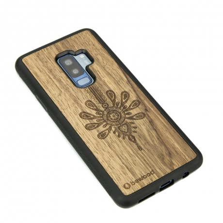 Drewniane Etui Samsung Galaxy S9+ PARZENICA LIMBA