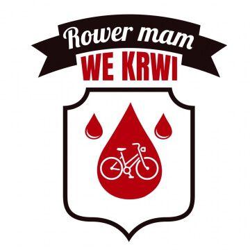 Koszulka z motywem rowerowym i nadrukiem