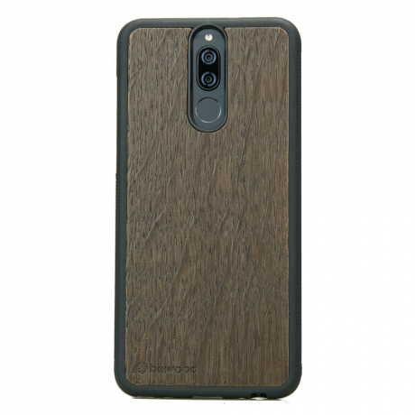 Drewniane Etui Huawei Mate 10 Lite DĄB WĘDZONY