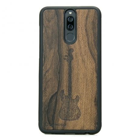 Drewniane Etui Huawei Mate 10 Lite GITARA ZIRICOTE