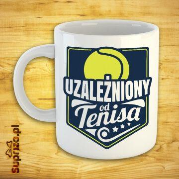 Kubek dla tenisity (fana tenisa)