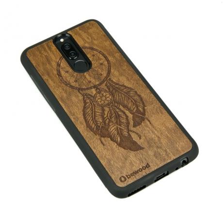 Drewniane Etui Huawei Mate 10 Lite ŁAPACZ SNÓW IMBUIA