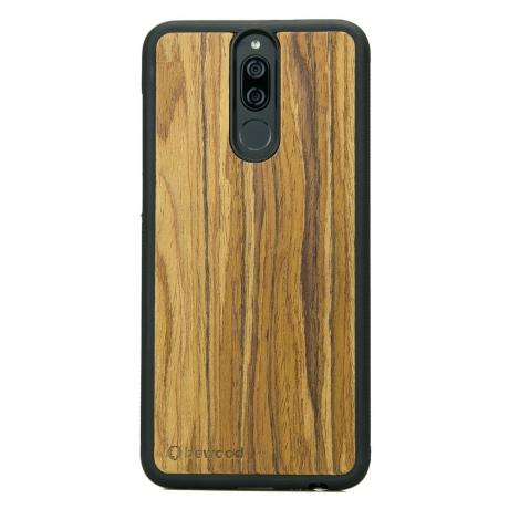 Drewniane Etui Huawei Mate 10 Lite OLIWKA