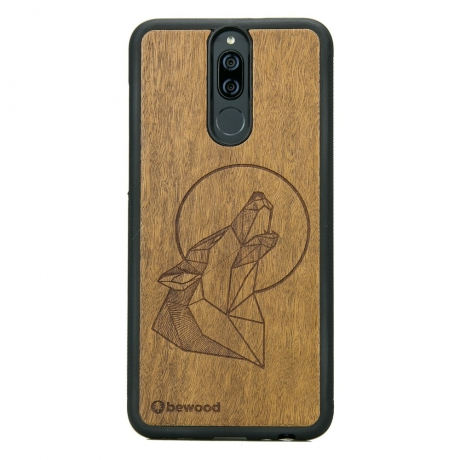 Drewniane Etui Huawei Mate 10 Lite WILK IMBUIA