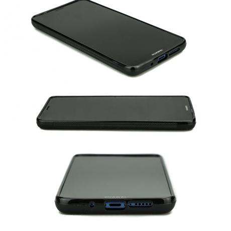 Drewniane Etui Huawei Mate 10 Pro DĄB WĘDZONY