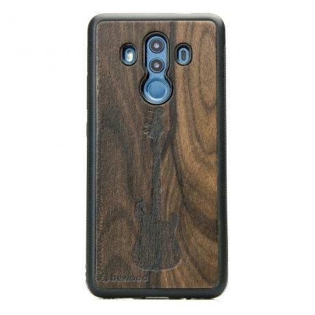 Drewniane Etui Huawei Mate 10 Pro GITARA ZIRICOTE