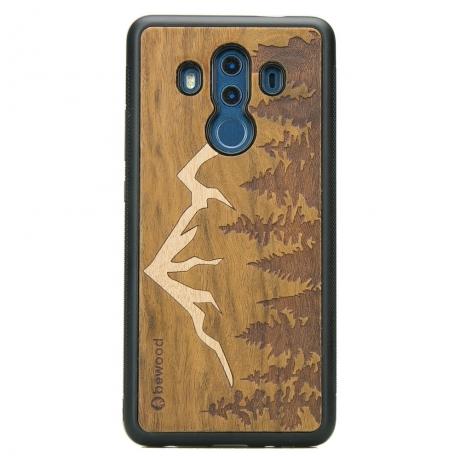 Drewniane Etui Huawei Mate 10 Pro GÓRY IMBUIA