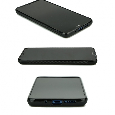 Drewniane Etui Huawei Mate 10 Pro HARLEY PATENT ANIEGRE