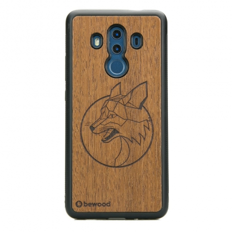 Drewniane Etui Huawei Mate 10 Pro LIS MERBAU