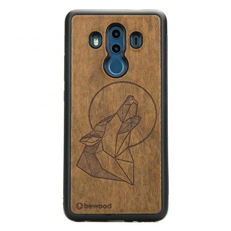 Drewniane Etui Huawei Mate 10 Pro WILK IMBUIA