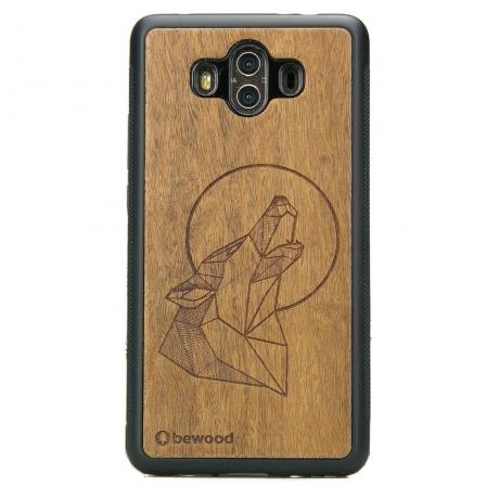 Drewniane Etui Huawei Mate 10 WILK IMBUIA