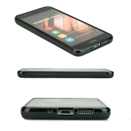 Drewniane Etui Huawei P10 Lite KALENDARZ AZTECKI ANIEGRE