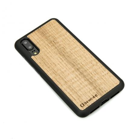 Drewniane Etui Huawei P20 DĄB