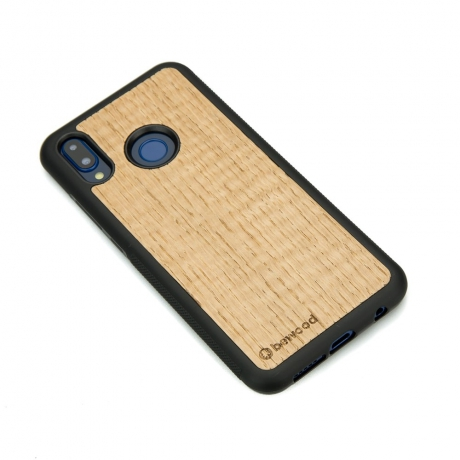 Drewniane Etui Huawei P20 Lite DĄB
