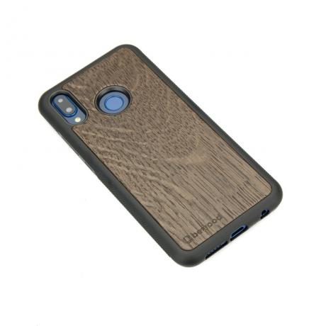Drewniane Etui Huawei P20 Lite DĄB WĘDZONY