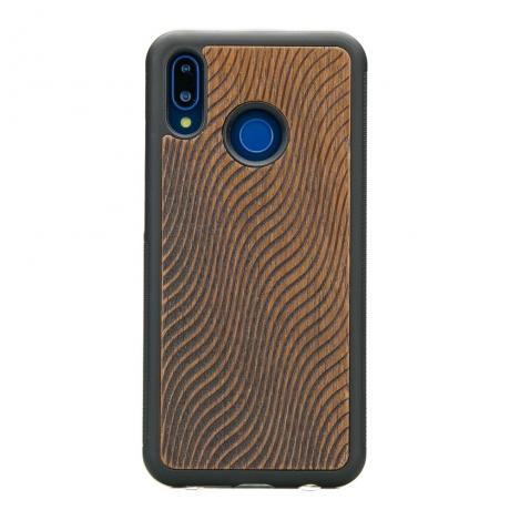 Drewniane Etui Huawei P20 Lite FALE MERBAU