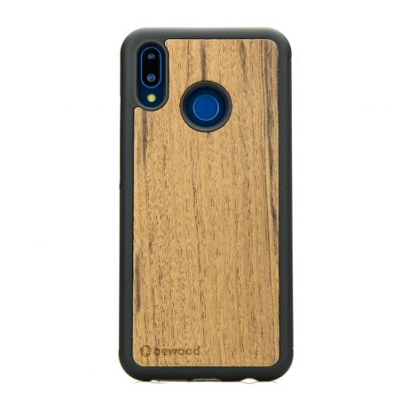 Drewniane Etui Huawei P20 Lite TEK