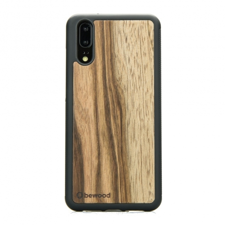 Drewniane Etui Huawei P20 MANGO